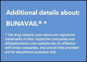 get more details about bunavail
