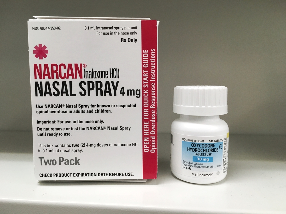 HOW TO ADMINISTER NARCAN